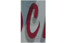 C - Photographic Letter Magnet