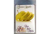 CLEARANCE - Green Apple Soy Wax Melt