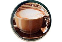 CLEARANCE - Cappuccino Hazelnut Scented Soy Wax - Large