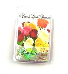 Fresh Cut Roses Soy Wax Melt