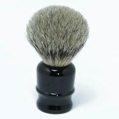 Faux Ebony Best Badger Shaving Brush