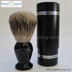 Edwin Jagger English Best Badger Shaving Brush Medium