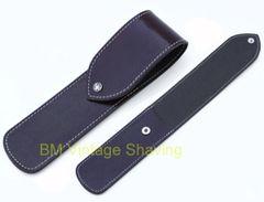 Dovo Straight Razor Leather Case - Brown