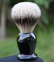 Faux Ebony Silvertip Shaving Brush