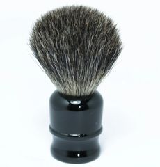 Faux Ebony Mixed Badger Shaving Brush