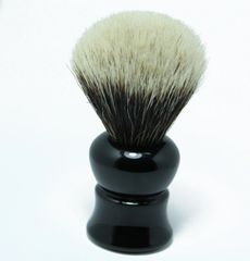 Faux Ebony Finest Badger Hair Shaving Brush