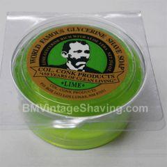 Colonel Conk Lime Shaving Soap 2.1/4oz