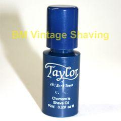 Taylor Chamomile Shaving Oil
