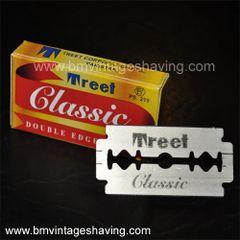 Treet - Classic Double Edge Razor Blades 10pk