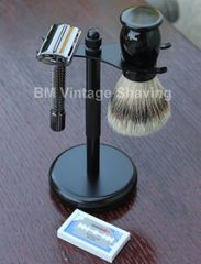 Shaving Set - Black