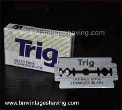 Treet Trig Double Edge Razor Blades 10pk