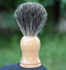 Beechwood Mixed Badger Shaving Brush
