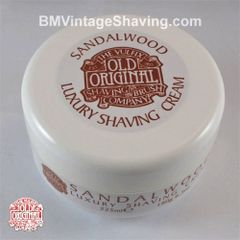 Vulfix Sandalwood Shaving Cream 225ml