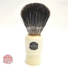 Vulfix Shaving Brush Pure Badger Lathe Turned Handle