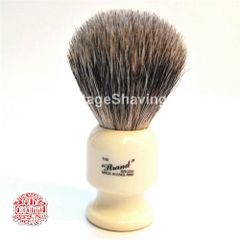 Vulfix Shaving Brush Best Badger Lathe Turned Handle