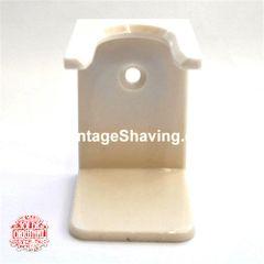 Vulfix Acrylic Shaving Brush Ivory Drip Stand