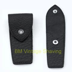 Dovo Genuine Leather Nail Clipper Case - Small