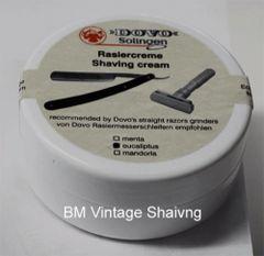 Dovo Shaving Cream Mint 150ml