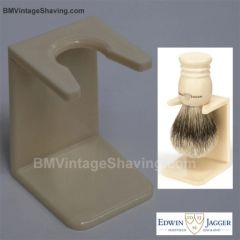 Edwin Jagger – Ivory Plastic Drip Stand Small Neck
