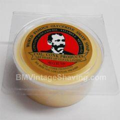Colonel Conk Bay Rum Shaving Soap 3.3/4oz Large