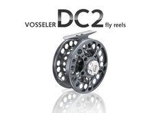 Vosseler DC2 Series Fly Reels