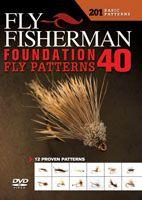 Fly Fisherman Foundation Fly Patterns: 201 Basic Patterns - Charlie Craven