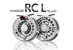 Vosseler RCL Series Fly Reels