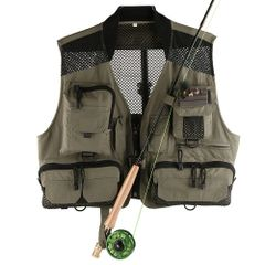 CRSO Super Lite Classic Fly Fishing Vest