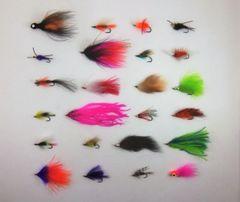 24 Fly Assortment - Salmon/Steelhead