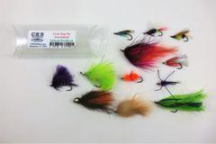 Grab Bag 12 Fly Assortment - Salmon/Steelhead