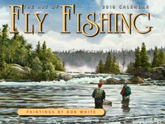Calendar - 2018 Art of Fly Fishing