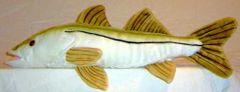 Stuffed Fish: 17 inch Snook