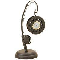 Fly Rod Clock