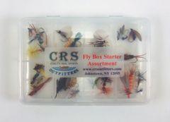 72 Fly Assortment - Fly Box Starter