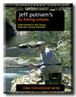 Jeff Putnam's Fly Fishing Schools Single-Handed Fly Rod Casting using Spey Casting Techniques