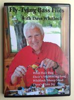Fly Tying Bass Flies - Dave Whitlock