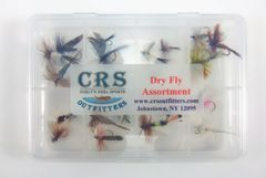 48 Fly Assortment - Dry Fly