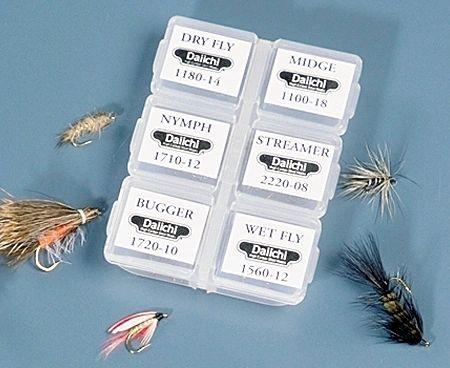 DAIICHI SALTWATER GRAND SLAM COLLECTION 240 Hooks in Great Hook Box  Fly Tying Angelsport-Fliegen-Bindematerialien Angelsport-Köder, -Futtermittel & -Fliegen