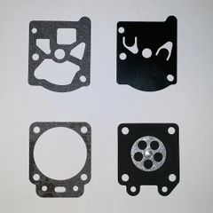 >Husqvarna 33, 34, 39, 40, 45, 50, 51, 55, 240, 245 CARB KIT D10-WAT FOR WALBRO WA, WT TYPE CARBURETOR