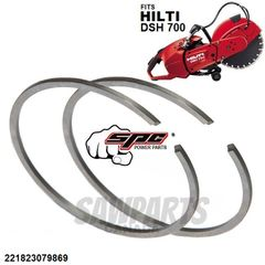 HILTI DSH700 PISTON RING SET