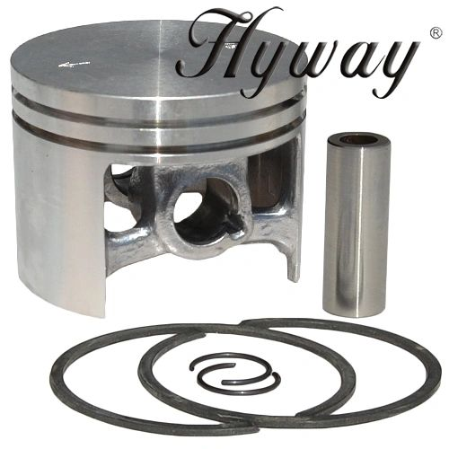 <>STIHL MS440, *044 Hyway PISTON ASSEMBLY 50MM With 12mm Pin