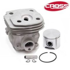 HUSQVARNA 357, 359 Jonsered 2156, 2159 CYLINDER KIT NIKASIL 47MM