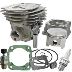 <>HUSQVARNA 353, 351, 350, 346, 345, 340 Jonsered 2149, 2150, 2152, 2153 BIG BORE CYLINDER KIT STANDARD 45MM