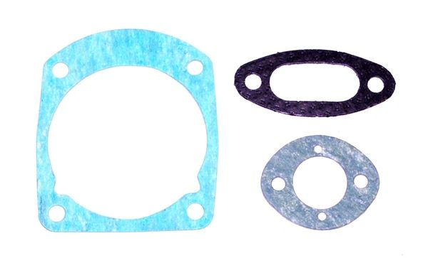 HUSQVARNA 181, 281, 288, XP CYLINDER BASE, EXHAUST, INTAKE GASKET SET