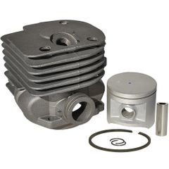 HUSQVARNA 371K, 371, 372, 375, 362, 365, Jonsered 2065, 2071, 2165, 2171 (single ring) CYLINDER KIT STANDARD 50MM