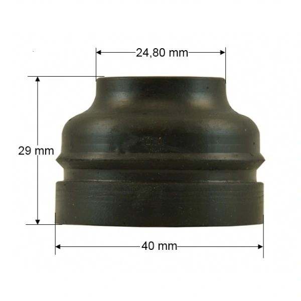 STIHL 064, 066, MS640, MS650, MS660, TS800, TS700 RUBBER ANTI-VIBE BUFFER REPLACES 1122-790-9901