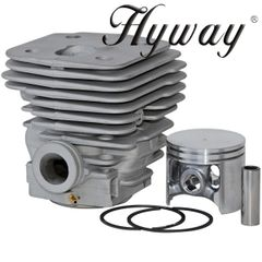 >HUSQVARNA 395, 395XP BIG BORE CYLINDER KIT NIKASIL 58MM
