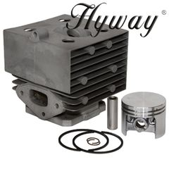 STIHL BR320, BR380, BR400, BR420 Hyway brand CYLINDER KIT NIKASIL 46MM