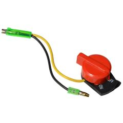 HONDA GX390, GX340, GX270, GX240, GX200, GX160, GX140, GX120 RUN-STOP (on-off) SWITCH 2 WIRE