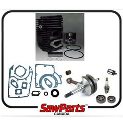 STIHL TS760, 075, 076, 075AV, 076AV OVERHAUL KIT NIKASIL 58MM